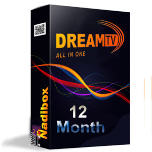Subscription DREAM TV 12 Month