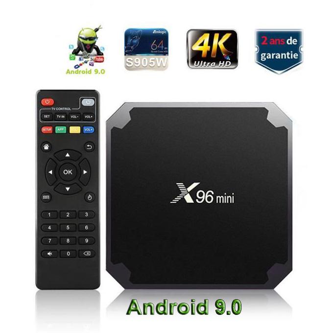 TV box X96 mini new Android 9.0 Smart TV