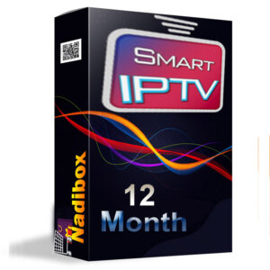 SMART IPTV SUBSCRIPTION 12 MONTHS