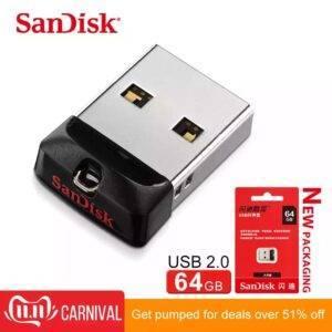 Mini USB SanDisk 16G memory orginal